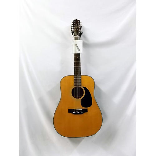 Takamine 1988 F-385 12 String Acoustic Guitar