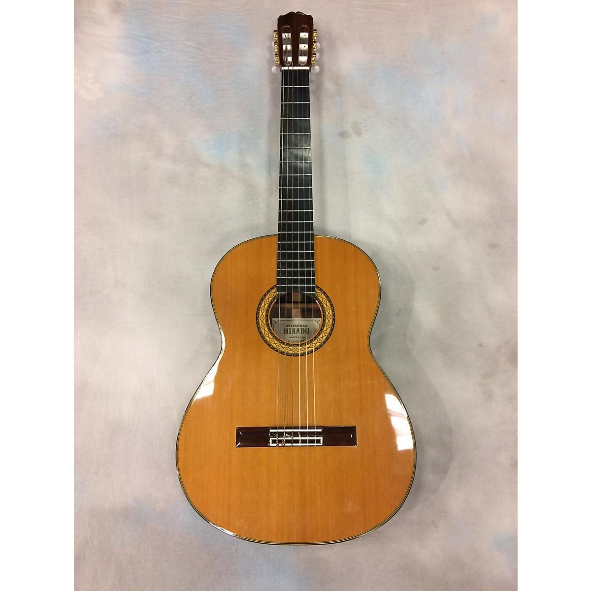 Takamine 1988 Hirade Model 5 Classical Acoustic Guitar