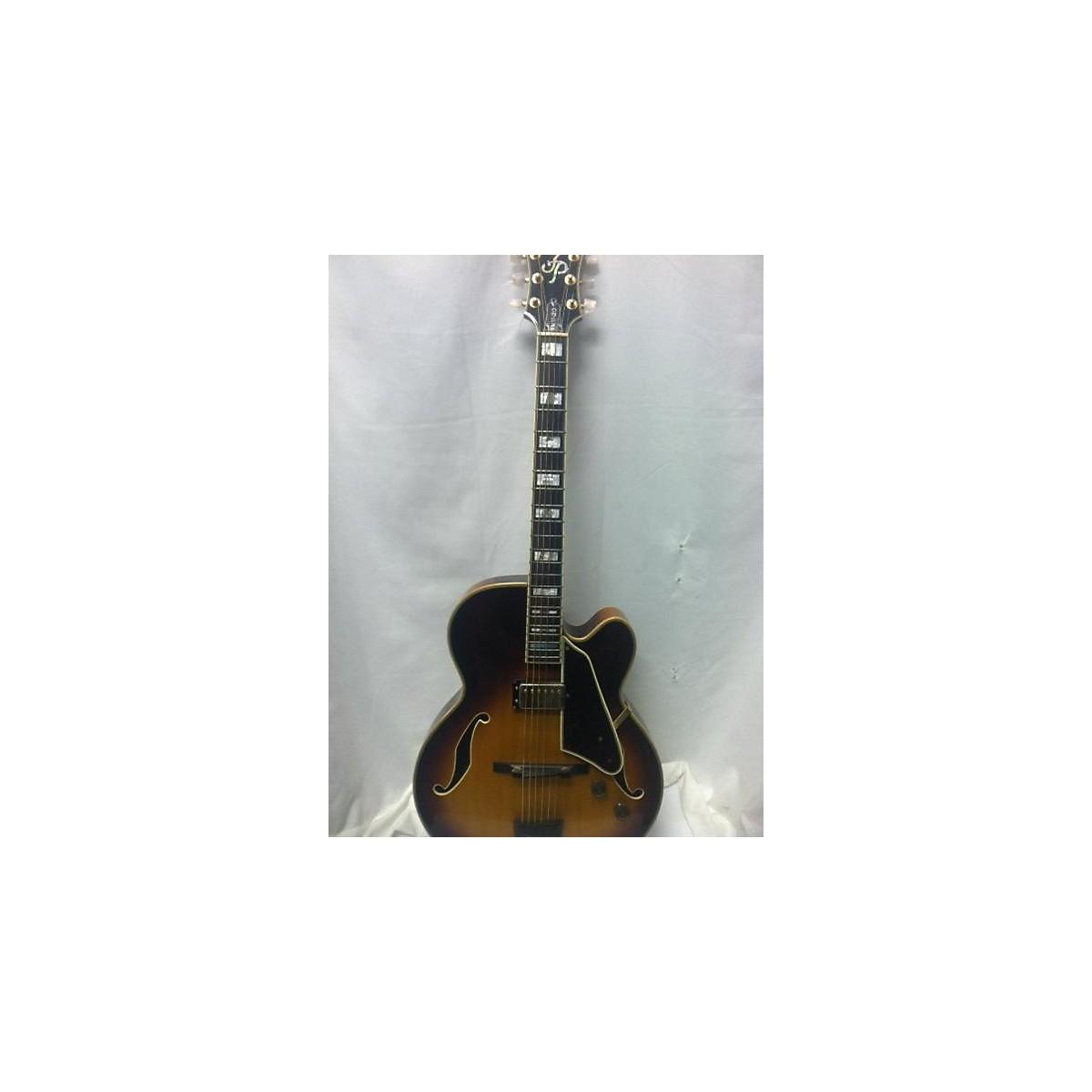 Ibanez 1988 JOE PASS Hollow Body Electric Guitar