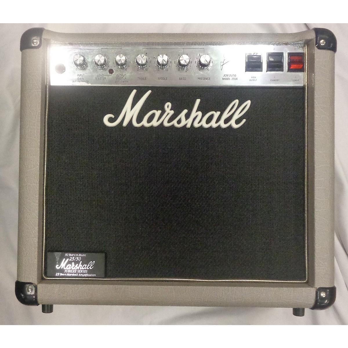 Marshall 1988 Silver Jubilee Tube Guitar Combo Amp