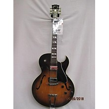 Gibson 1989 1989 Gibson ES-175 D Sunburst OHSC Hollow Body Electric Guitar