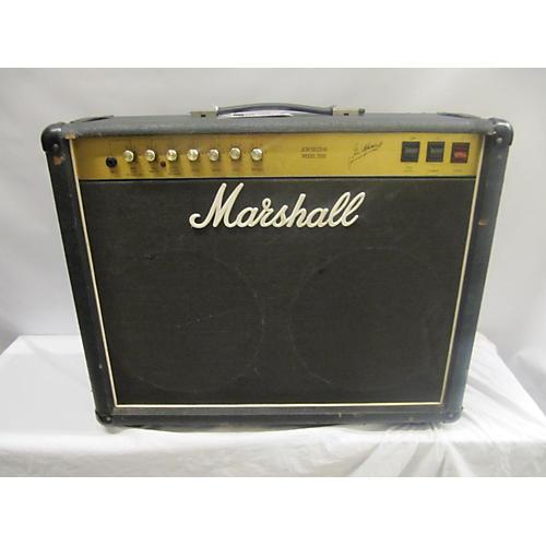 Marshall 1989 2558 2X12 Combo Black Tube Guitar Combo Amp