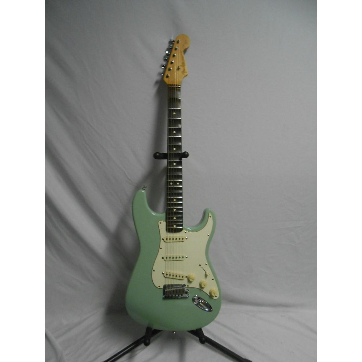 Fender 1989 Early Fender Malmsteen Strat Blue RW Board Solid Body Electric Guitar