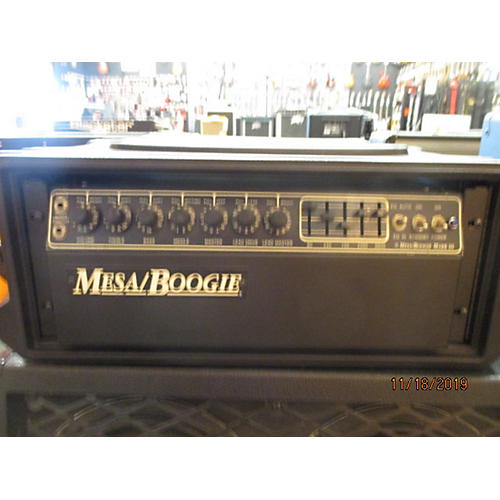 Mesa Boogie 1989 Mark III Green Stripe Tube Guitar Amp Head