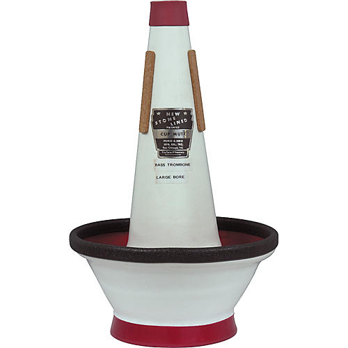 Humes & Berg 199 Bass Trombone Large Bore Cup Mute