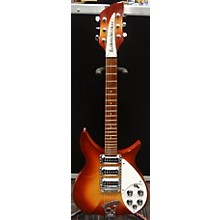 Rickenbacker 1990 350 Fireglo Solid Body Electric Guitar