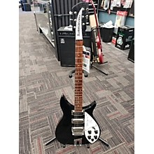 Rickenbacker 1990 355JL JETGLO Solid Body Electric Guitar