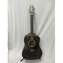 Takamine 1990 EF-349 Acoustic Electric Guitar