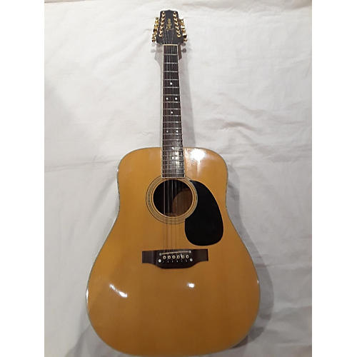 Takamine 1990 FP-400 12 String Acoustic Electric Guitar