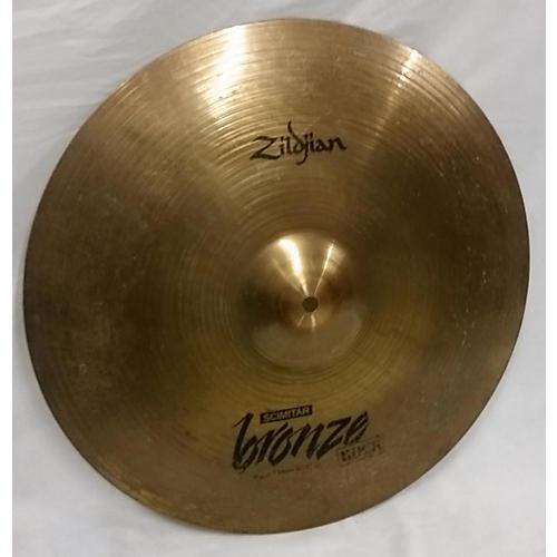 Zildjian 1990s 16in SCIMITAR ROCK CRASH Cymbal