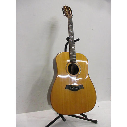 Taylor 1990s 950 12 String Acoustic Guitar