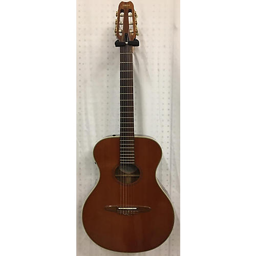 used yamaha 1990s apx 6n acoustic electric guitar vintage natural guitar center. Black Bedroom Furniture Sets. Home Design Ideas