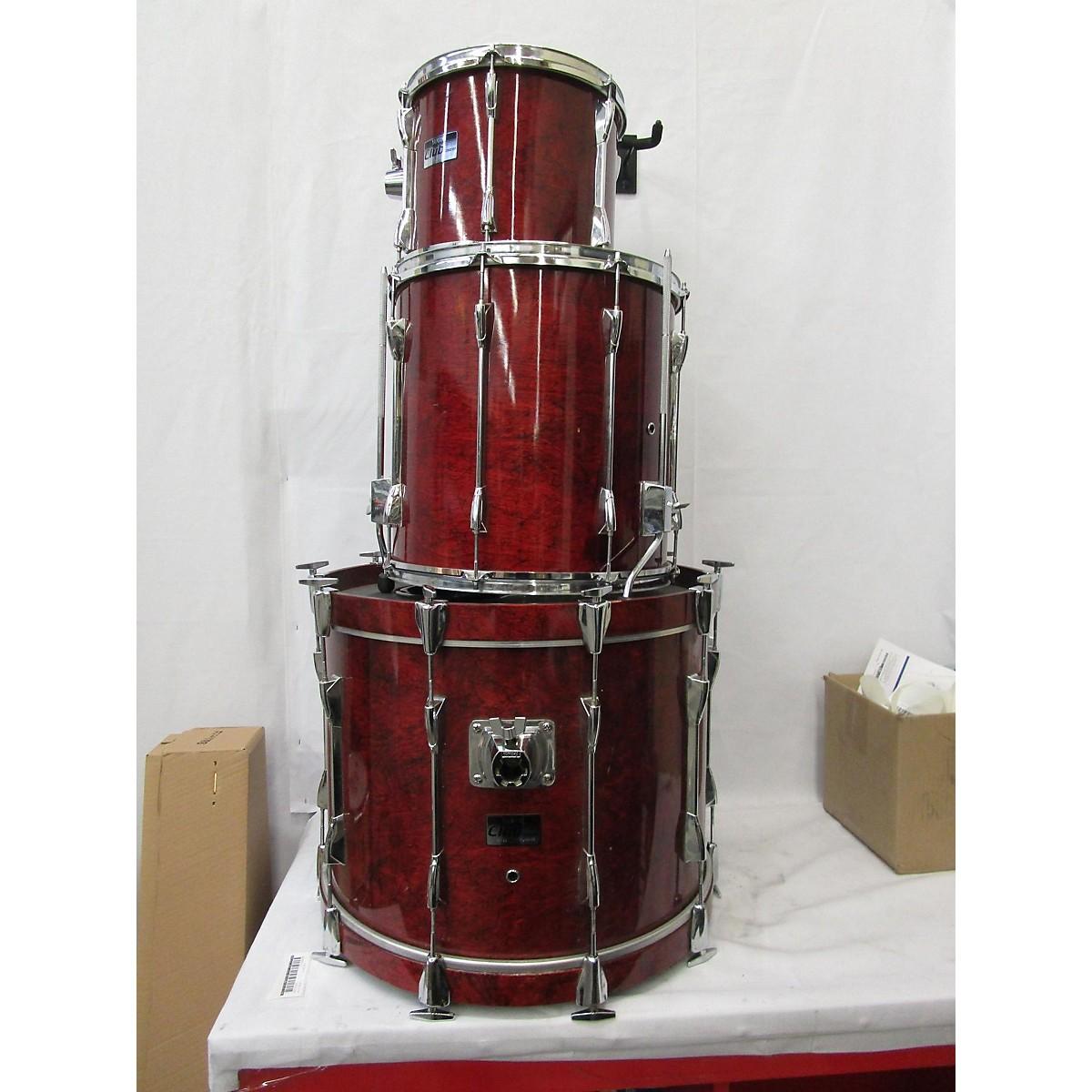 Yamaha 1990s Club Custom Drum Kit