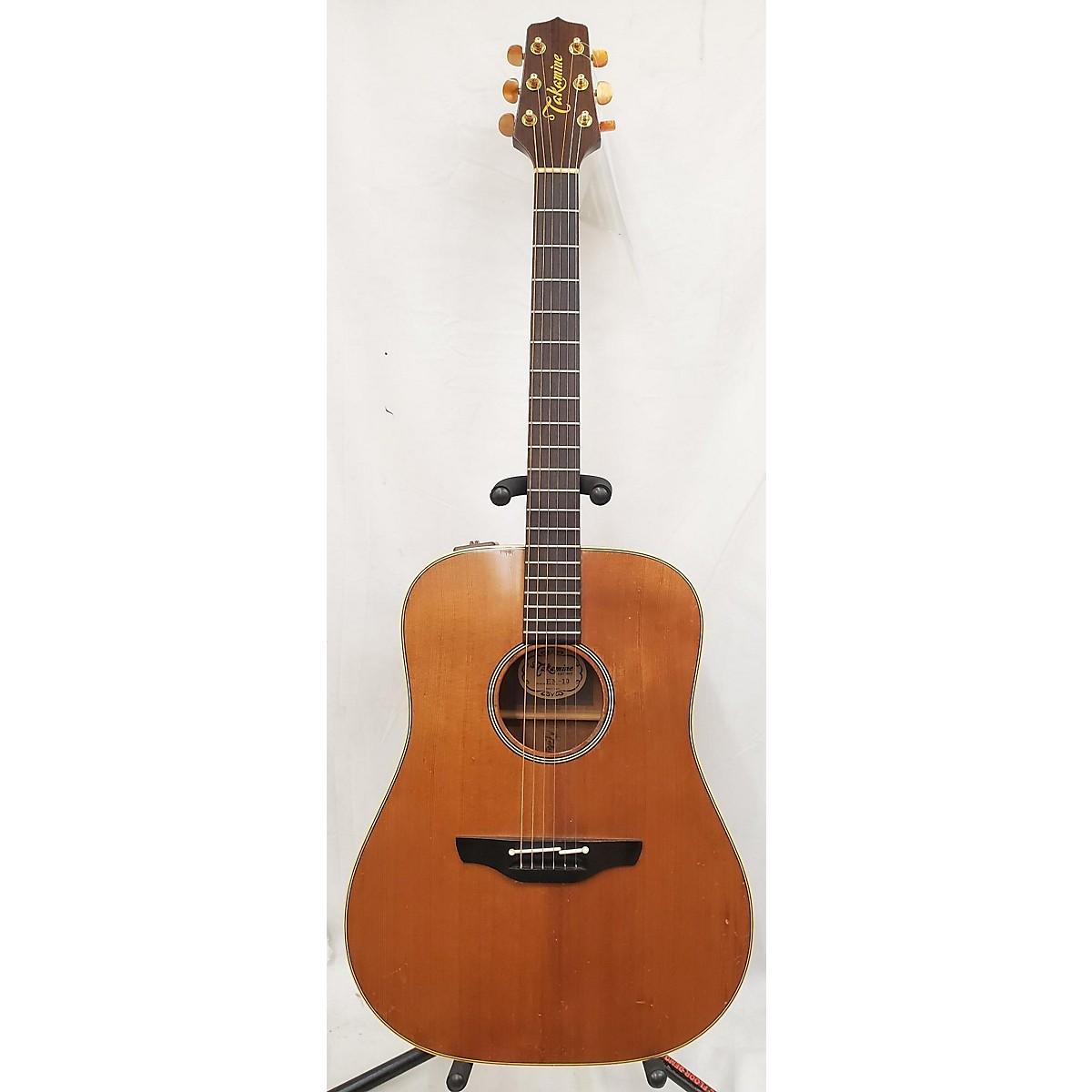 Takamine 1990s EN10 Acoustic Electric Guitar