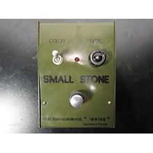 Electro-Harmonix 1990s Green Russian Small Stone Effect Pedal