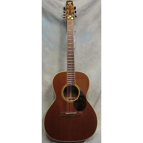 Santa Cruz 1990s H Golden State 8 Of 10 Acoustic Electric Guitar