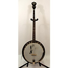 Deering 1990s Intermediate LH Banjo
