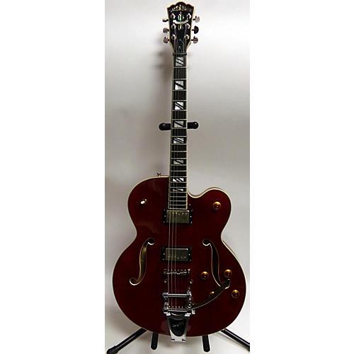 Washburn 1990s J9 Semi-Hollow Hollow Body Electric Guitar