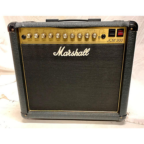 Marshall 1990s JCM900 Model 4101 100W Hi Gain Dual Reverb Tube Guitar Combo Amp