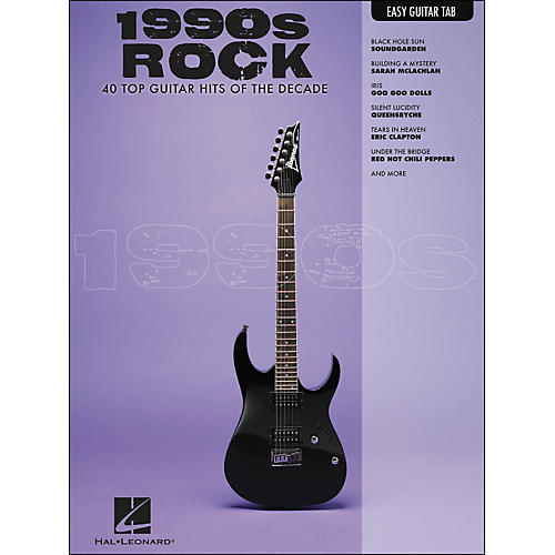Hal Leonard 1990s Rock Easy Guitar Tab