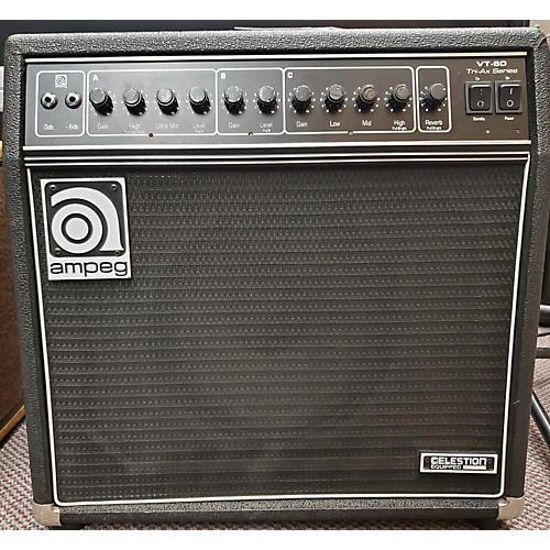Ampeg 1990s VT 60 Tube Guitar Combo Amp