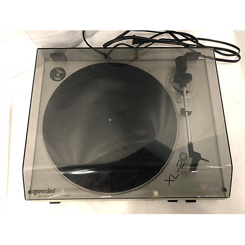 Gemini 1990s XL-20 Turntable