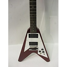 Gibson 1991 1991 GIBSON FLYING V RED Solid Body Electric Guitar