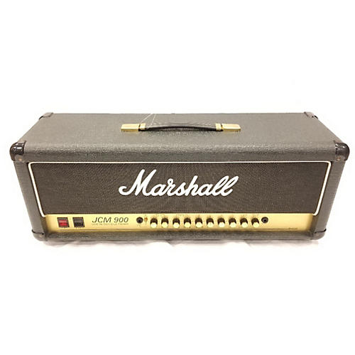 Marshall 1991 4500 Jcm900 50 Watt Tube Guitar Amp Head