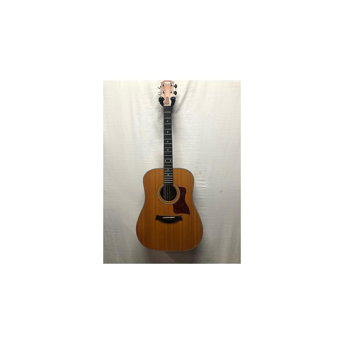 Taylor 1991 510 OHSC Acoustic Guitar