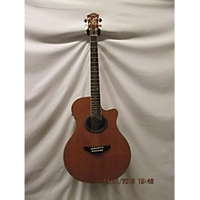 Yamaha 1991 Apx-10t Acoustic Electric Guitar