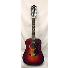Guild 1991 D25-12 12 String Acoustic Electric Guitar