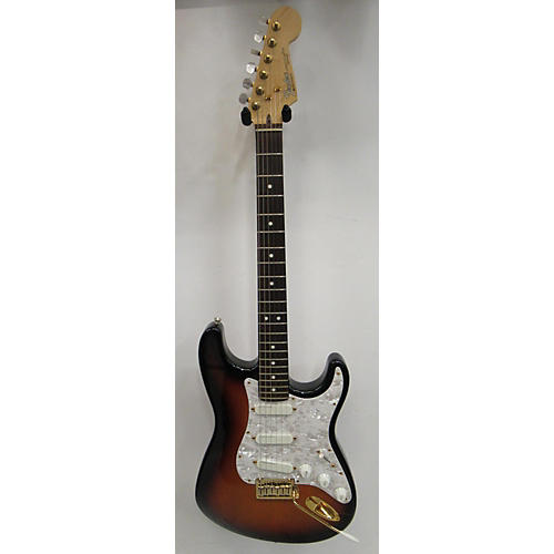 Fender 1991 Deluxe American Stratocaster Solid Body Electric Guitar