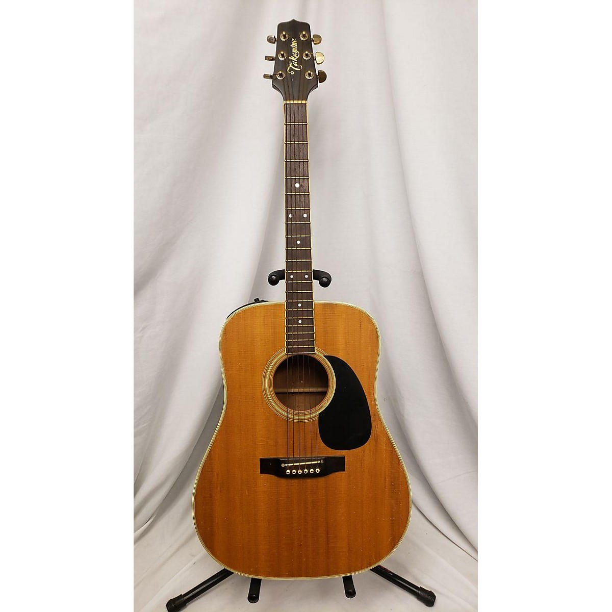 Takamine 1991 FP-360S Acoustic Electric Guitar