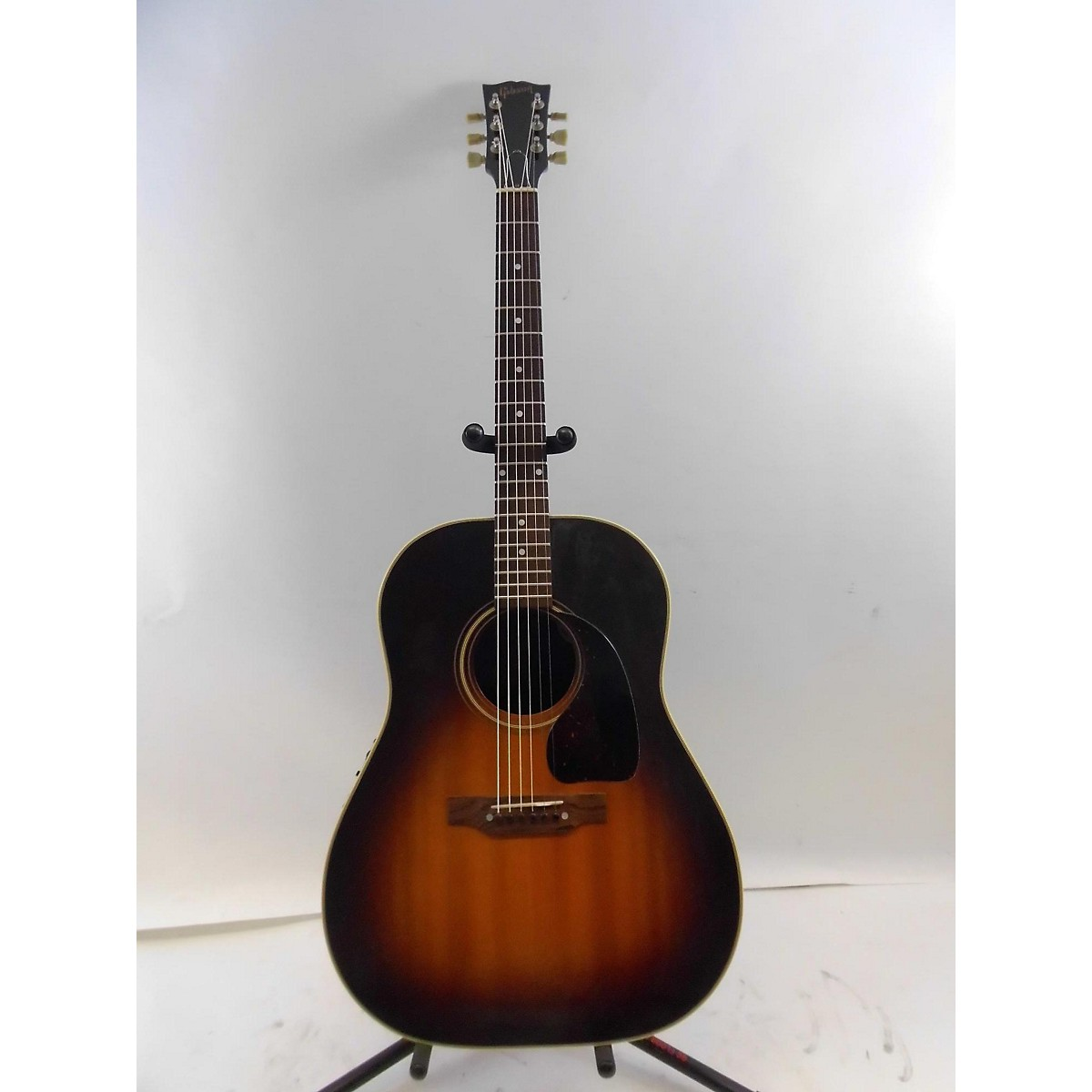 Gibson 1991 OP-25 Acoustic Electric Guitar