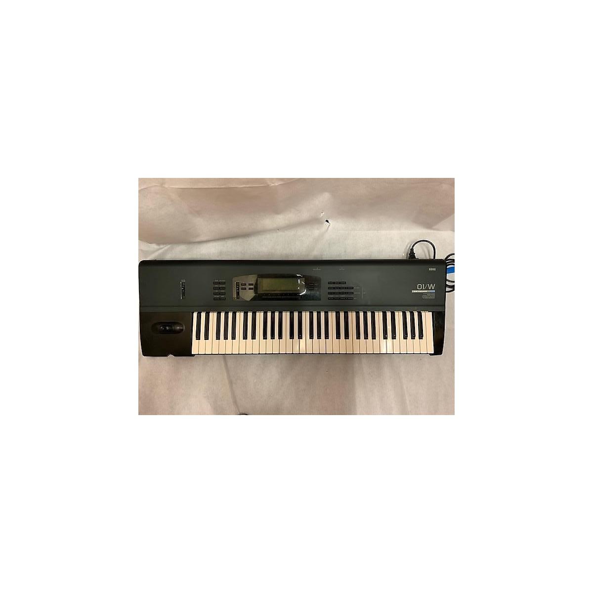 Korg 1991 OW/1 Keyboard Workstation