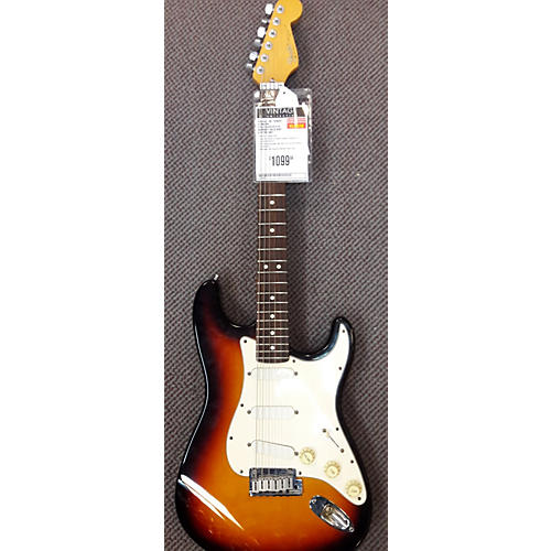 Fender 1991 Standard Stratocaster Plus Solid Body Electric Guitar