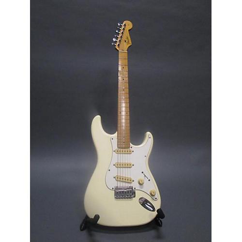 Rare Fender Electric Guitar Models : vintage fender 1991 stratocaster japan model s 55r solid body electric guitar vintage white ~ Vivirlamusica.com Haus und Dekorationen