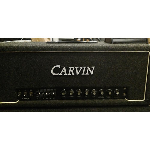 Carvin 1991 X100b Tube Guitar Amp Head