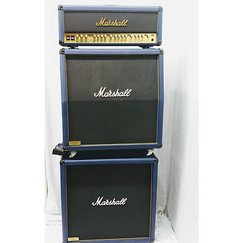 Marshall 1992 6100 30th Anniversary Full Stack Purple Tube Guitar Amp Head