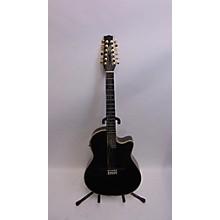 Alvarez 1992 Dy88 12 String Acoustic Electric Guitar
