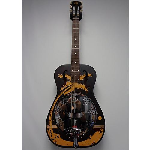 Dobro 1993 Hula Girl Resonator Guitar