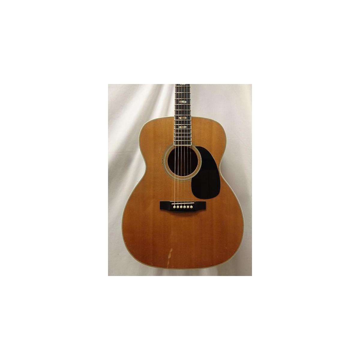 Martin 1993 J40 Acoustic Guitar