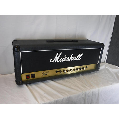 Marshall 1993 JCM900 SL-X 50 Watt Amp Tube Guitar Amp Head