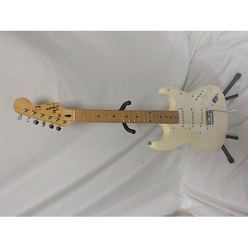 Squier 1993 Standard Stratocaster Solid Body Electric Guitar
