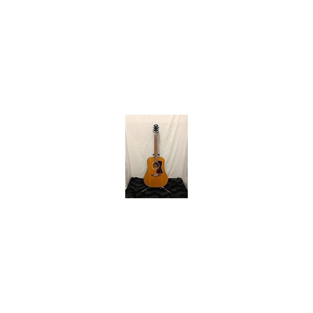 Guild 1994 D25-NT Acoustic Guitar
