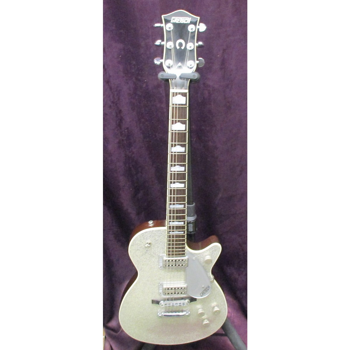 Gretsch Guitars 1994 G6129 Silver Jet Solid Body Electric Guitar