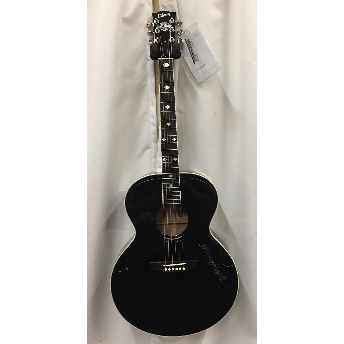 Gibson 1994 Gibson Harley Davidson Acoustic OHSC Acoustic Guitar