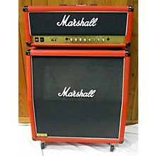 Marshall 1994 JCM900 Half Stack Red Tube Guitar Combo Amp
