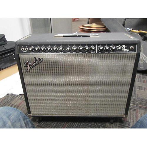 Fender 1994 Twin 2x12 Evil Twin Tube Guitar Combo Amp