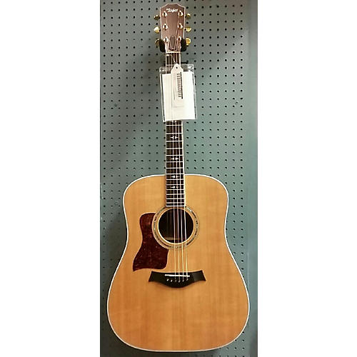 Taylor 1995 810E Left Handed Acoustic Electric Guitar